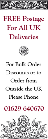 Free Postage for All UK Deliveries